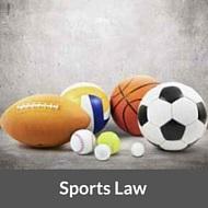sports law specialist