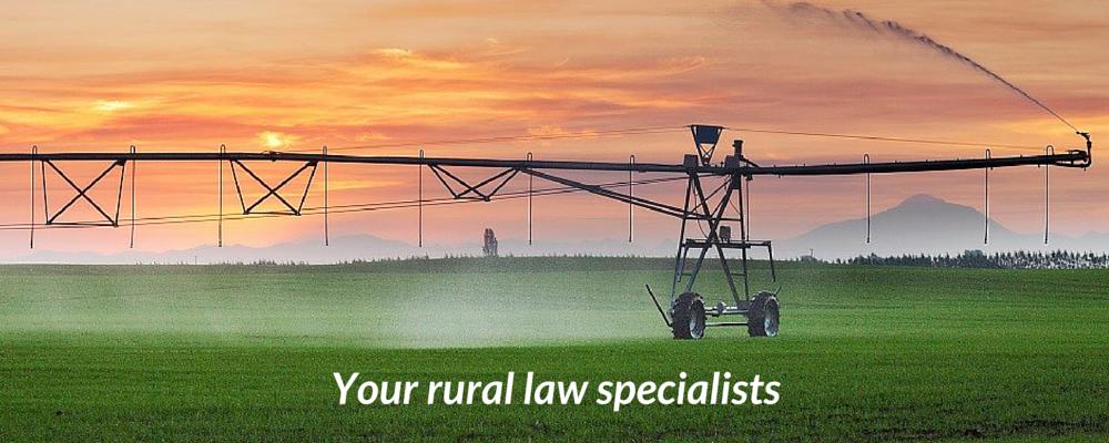 rural law homepage tile